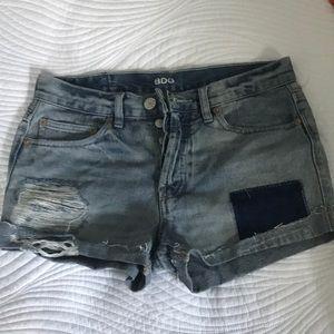 BDG Denim Tomgirl Shorts